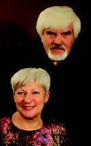 Laszlo and Elsa Horvath