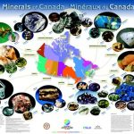 Mineral of Canada poster